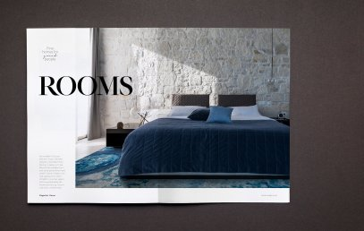 Rooms Moodley Brand Identity